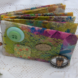 Mini eco friendly scrapbook medium id 615544